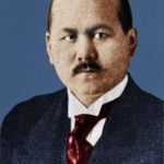 Mustafa Çokay (Cenevre - 1924) Resim Sonradan Renklendirildi