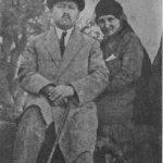 Mustafa Çokay ve Eşi Mariya (İstanbul -1921)