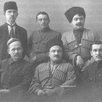 Çokay Tiflis'te Bulunduğu Sırada 1920