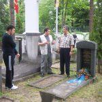 Şehitlik Görevlileri Çokay'ın Mezarına Gözbebekleri Gibi Baktıklarını Söylüyorlar