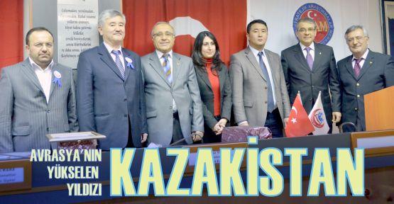 """""""Avrasya'nın yükselen yıldızı: Kazakistan"""""""