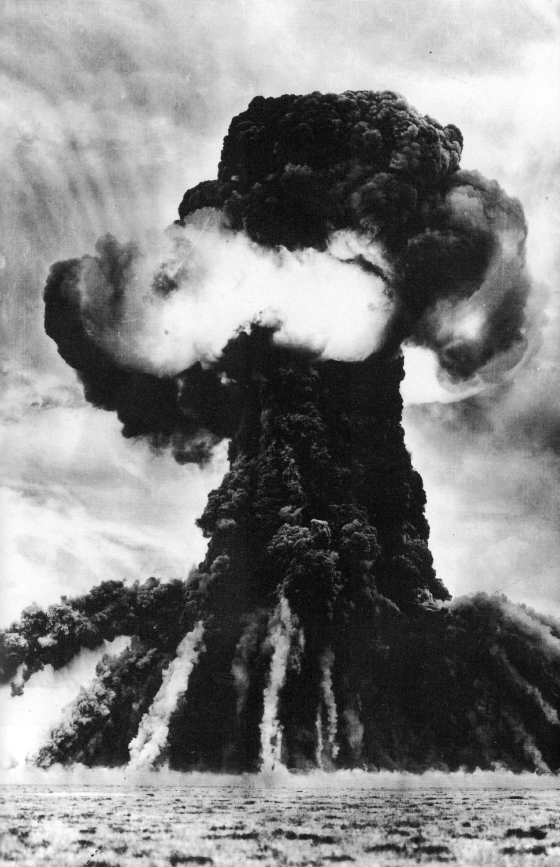 Кеңес Одағы 1949 жылы 29 Тамызда жарған тұңғыш атом бомбасы үшін уранды Алтайдан тасыған. Оған Оспан батыр тосқауыл қоюға тырысқан